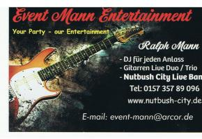 EVENT-MANN ENTERTAINMENT
