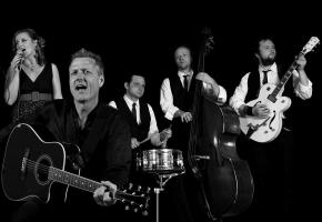 THE CASHBAGS -A Tribute To Johnny Cash-